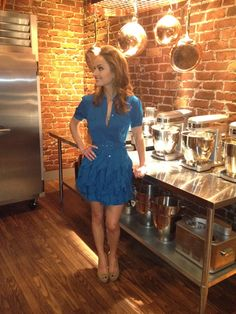 Get the scoop on what @Giada De Laurentiis wore during the first episode of Food Network #Star.