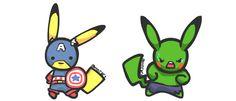 Hulkachu and Cap-chu