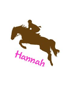 Horse sticker-Horse decal-Personalized decal-Horse wall decor-28 X 30 inches