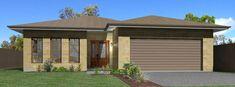 Stone Home Designs: The Malibu. Visit www.localbuilders.com.au to find your ideal home design in Tasmania