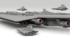71,000-Piece Super Star Destroyer by Fox Hound - Frontpage News - Eurobricks Forums