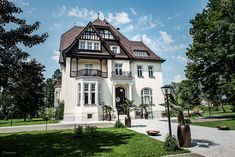 Hotel Steirerschlössel Restaurant, Germany, Villa, England, Mansions, House Styles, Places, French, Home Decor
