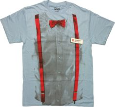 Doctor Who 11th Shop Costume T Shirt