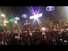 ceremonie de Puja a  Benares