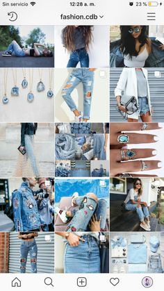 Feeds Instagram, Instagram Pose, Instagram Outfits, Best Fashion Instagram, Blue Feeds, Creative Instagram Stories, Insta Photo Ideas, Background For Photography, Blue Aesthetic
