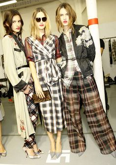 How to wear grunge: Spring fashion trend lesson - Elle Canada