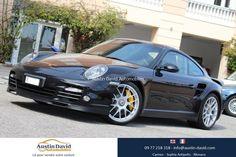 Porsche 911 (997) 3.8 530 Carrera Turbo S de 2011 -