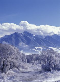 Image detail for -Paradise Valley and Absaroka Mountains, Park County, Montana, USA.