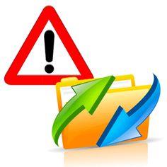 The Dangers of Synchronize Folder