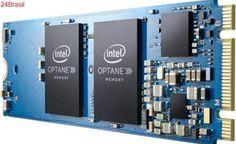 Intel começa a enviar módulos de memórias Optane para fabricantes de SSD