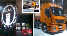 LE NOUVEAU STRALIS HI-WAY IVECO ELU 