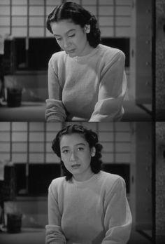 のり子 (Noriko) Early Summer (1951), dir.Yasujirô Ozu  Setsuko Hara (screen name) as Noriko. My favorite Japanese actress. She has a beautiful spirit.  Unfortunately I have yet to meet her in Kamakura. http://en.wikipedia.org/wiki/Setsuko_Hara Via bellsandforks:http://bellsandforks.tumblr.com/post/19982606096/early-summer-1951