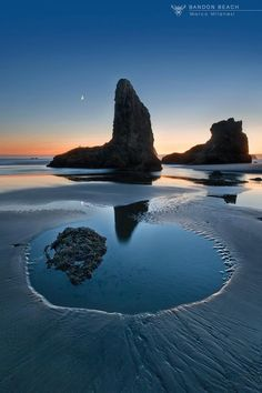 Bandon Beach by Clickalps .com, via 500px
