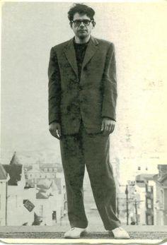 Allen Ginsberg, 1954