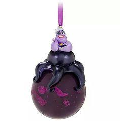 Ursula christmas ornament