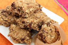 "Granola Bars | ""Homemade Cravings"""