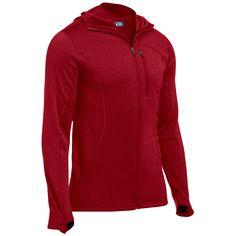 EMS® Men's Vector Power Stretch® Hoodie - BIKING RED