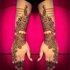 Kajal Patel (Ash Kumar Educator) Pretty Henna Designs, Beautiful Mehndi Design, Bridal Mehndi Designs, Mehndi Designs For Hands, Bridal Henna, Henna Doodle, Henna Art, Mehendhi Designs, Henna Tutorial