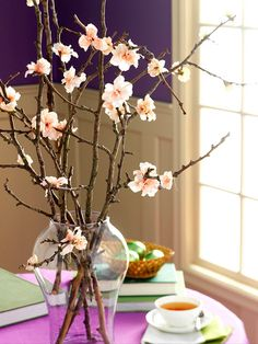Easter Branch Bouquet