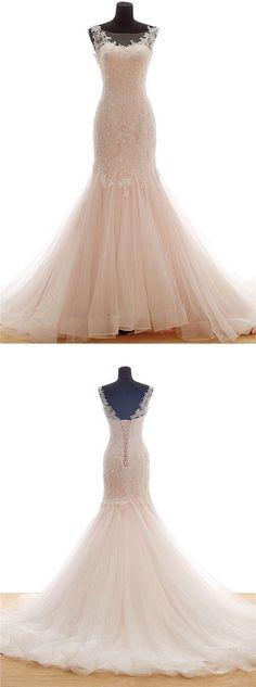 wedding dresses 2018,wedding dresses pink,wedding dresses mermaid