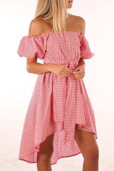 This Love Dress Red