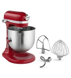 After 11 years, mine is about to go to kitchen heaven :'( so time for a new KitchenAid® NSF Certified® Commercial Series 8-Qt Bowl Lift Stand Mixer $699.00