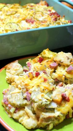 Reuben Sandwich CASSEROLE (Really) If you like a Reuben Sandwich, you will LOVE this idea! Shhhh... It's a SAVORY BREAD PUDDING. Think a Reuben with an egg on top. All made convenient and beautiful crusty golden brown in Casserole form! Beautiful, tasty, unique and memorable. Fits on any buffet table I can imagine!