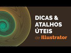 Dicas e atalhos úteis de Illustrator | Walter Mattos - YouTube