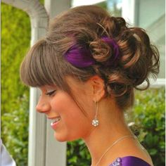 Prom Updo!!! Maybe bangs.....? :/