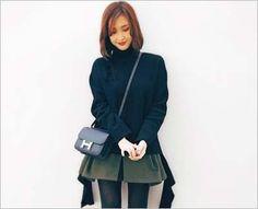 エルメス・コンスタンスバッグをインスタグラムに投稿した紗栄子