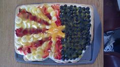 Arizona fruit pizza