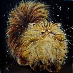 Kim Haskins - Pet painting lookalikes