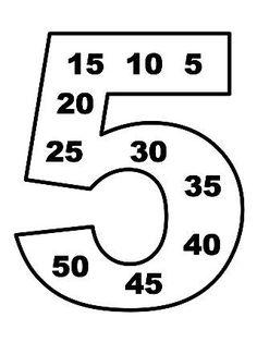 Num ro dessin recherche google enseignement for Apprendre ses tables de multiplication en jouant