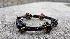 #3dbeadedbracelet, #handmadebracelet, #handmadejewels, #jewels, #beadedbracelet, #bracelet, #evapolart, #handmade Handmade Bracelets, Handmade Jewelry, Beaded Jewelry, Beaded Bracelets, Jewels, Art, Art Background, Bijoux, Beading Jewelry