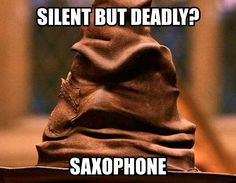 The Music Sorting Hat (Search results for: Saxophone)