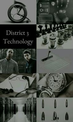 (*** http://BubbleCraze.org - Hot New FREE Android/iPhone Game ***) The Hunger Games Aesthetics: District 3