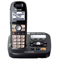 18a4aa1c6 Panasonic KX-TG 6591 Cordless Phone Single Line Cordless Phone for sale  online