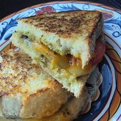 grilled cheese. yum. on Pinterest | Grilled Cheeses, Gourmet Grilled ...