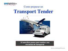 Como realizar un Transport Tender en 10 sencillos pasos. Las encuestas de servicio constituyen una buena práctica para las empresas.