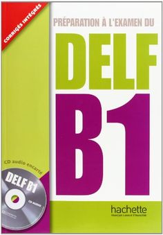 Preparation A L'Examen Du Delf Textbook with CD (French Edition): Language teaching & learning material & coursework Teaching Learning Material, Ways Of Learning, French Learning Books, Teaching French, French Words, French Quotes, Textbooks For Sale, French Articles, Cd Audio