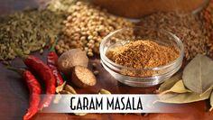 Garam Masala - Indian Spice Blend: https://aramon65.wordpress.com/2017/02/03/garam-masala-indias-aromatic-spice-blend/
