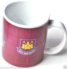 West-Ham-United-Mug-Football-Ceramic-Cup-Official-Football-Gifts