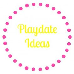 Here are Great Summer, Fall, Winter, Spring  & Holiday Playdate Ideas for Kids