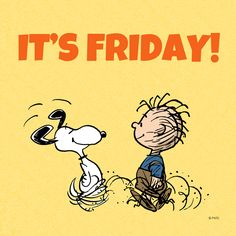 Snoopy's avatar PEANUTS @Rebecca Shay It's Friday! pic.twitter.com/7DRWozqvGh