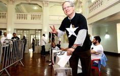 Carlos Eduardo Pereira é eleito %0Ao novo presidente do Botafogo #globoesporte