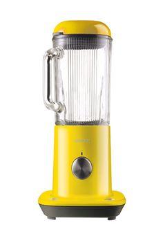 Buy Kenwood kMix Blender, Yellow from our Blenders range at John Lewis. Kitchen Blenders, Kitchen Gadgets, Kitchen Utensils, Small Appliances, Kitchen Appliances, Glass Blender, Cocktail Maker, Home