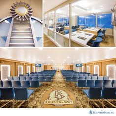 The new #Scientology Ideal Organization of Tokyo features course rooms designated for introductory services including an array of Scientology Life Improvement Courses, each one designed to improve any aspect of one's life. The Ideal Org of Tokyo also features a Chapel for Scientology congregational gatherings, including Sunday services, weddings and naming ceremonies as well as a host of community-wide events open to members of all denominations.