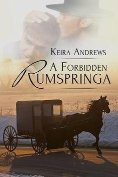 A Forbidden Rumspringa (Gay Amish Romance #1) by Keira Andrews. An emotional look at what happens when religious beliefs conflict with who you are.