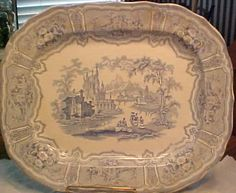 Have you ever passed up purchasing a wonderful piece of art pottery, flow blue, transferware or any other collectable ceramic or porcelain because it had