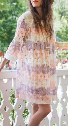 Flora Baby Doll Dress l Love l Colors l